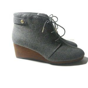 Dr Scholl's  Women's Conquer Wool Gray Boo…